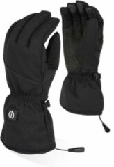 Zwarte Klan-E Unix Heated Winter Gloves Size: XL