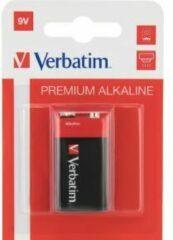 Verbatim 9V-alkalinebatterij