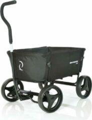 Beach Wagon Company© Opvouwbare bolderkar | Beach Wagon LITE® Donkerzwart
