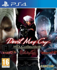 KOCH SOFTWARE Devil May Cry HD Collection | PlayStation 4