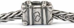 Trollbeads TAGBE-20194 Kraal Ouderwetse koffer zilver