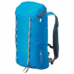 Blauwe Exped - Summit Lite 15 - Klimrugzak maat 15 l blauw