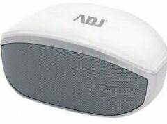 A-DJ Adj 110-00036 draagbare luidspreker 3 W Mono draadloze luidspreker Zilver
