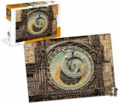 FDBW Puzzel – Astronomisch Uurwerk van Praag | Kunst puzzel voor volwassene | Kunst Puzzel Collectie | Puzzel – 500 stukjes | Puzzel Kunstwerken - Praag