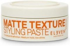 Eleven Australia Styling Matte Texture Styling Paste Pasta Hold 3 85gr
