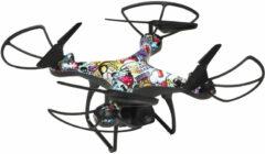 Denver DCH-350 camera-drone Quadcopter Multi kleuren 4 propellers 1600 mAh