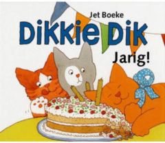 ImageBooks Factory Dikkie Dik - Jarig!