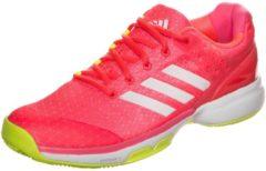Rosa Adidas Performance adizero Ubersonic 2 Tennisschuh Damen