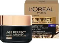 L Or al Paris L'Or al Paris Skin Expert Age Perfect - Cell Renaissance nachtverzorging - 50 ML