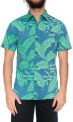 Blue Hurley Belize Shirt