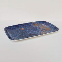 Blauwe Alperstein Designs Designbord - Alma Nungarrayi Granites - Aboriginal collectie