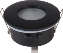 Witte HOFTRONIC Porto IP44 GU10 armatuur zwart