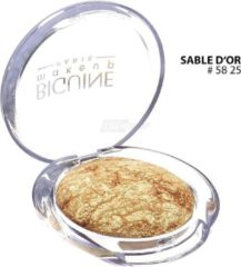 BIGUINE MAKE UP PARIS STAR LIGHT EYES SHADOW Oogschaduw 2g Ombretto in diverse tonalità 2g 5825 Sables d´Or