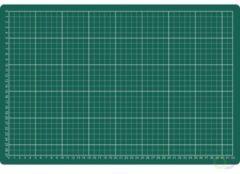 A3 Snijmat Rillstab 45 cm x 30 cm - groen