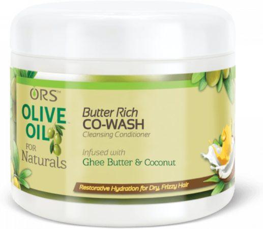Afbeelding van ORS Olive Oil For Naturals Butter Rich Co-Wash 340 gr