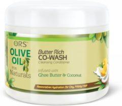 ORS Olive Oil For Naturals Butter Rich Co-Wash 340 gr