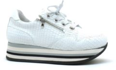 SOFTWAVES 7.78.04/06 Sneaker wit maat 37,5