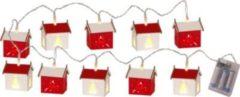 Sonstiges LED Lichterkette Houses 10 tlg.