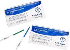 Zwangerschapstest 5 stuks extra vroeg - 28 stuks Ovulatietest extra gevoelig - Strips - Voordeelpakket - Thuistestenkopen.nl