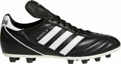 Rode Adidas Kaiser 5 Liga Voetbalschoenen - Maat 40 - Mannen - zwart/wit