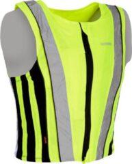 Gele Oxford clothing Running Vest / Sportvest / Veiligheidshesje / Oxford Stretch-Fit - Maat 3XL