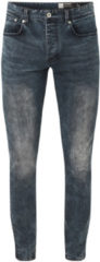 Donkerblauwe Chasin' Chasin Jeans EGO NEW RAVEN - DARK BLUE - Maat 31-32