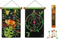 Scratch Magnetisch Dartspel Jungle