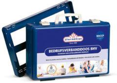 Blauwe Utermohlen Utermöhlen Bedrijfsverbandkoffer BHV - HACCP Modulair