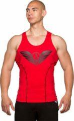 Aero wear Ascender - Tanktop - Rood - XXL