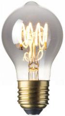 Getsales Calex standaardlamp LED Flex filament titanium 4W (vervangt 10W) grote fitting E27
