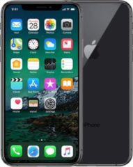 Grijze Apple Refurbished Leapp Refurbished Apple iPhone Xs - 256 GB - Space Gray - Licht gebruikt - 2 Jaar Garantie - Refurbished Keurmerk