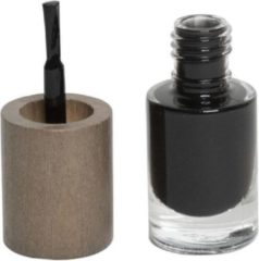 Zwarte Boho Green make-up BoHo-Vegan Nagellak Noir