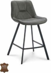 Happy Chairs - Barkruk Hugo ZH65 - Bull Grafiet