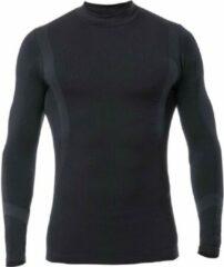 Iron-ic Thermoshirt Heren Polyamide Zwart Maat S/m