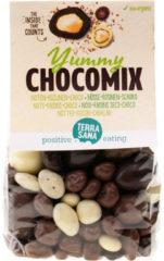 Terrasana Yummy chocomix noten rozijnen choco 200 Gram