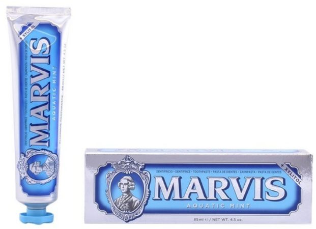 Afbeelding van Tandpasta Frisheid Aquatic Mint Marvis 85 ml