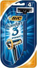 Bic 3 Comfort Wegwerpscheermesjes 4st