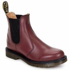 Rode Laarzen Dr Martens 2976 CHELSEA BOOT