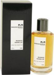 Mancera Roses Vanille - Eau De Parfum Spray 120 ml