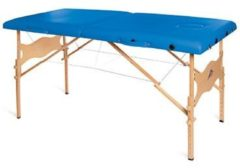 3B Scientific Tragbare Massageliege Basic, dunkelblau