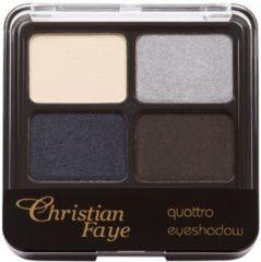 Christian Faye Quattro Eyeshadow Oogschaduwpalette 1 st.