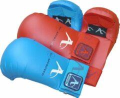 Karate-handschoenen (WKF-approved) Arawaza | rood | XS