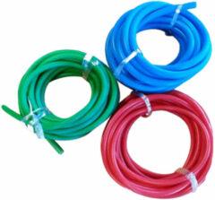 Matchu Sports M.U. Resistance Tube - Weerstandsband - Blauw - 30m (Heavy)