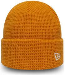 Oranje Muts New-Era Ne short knit