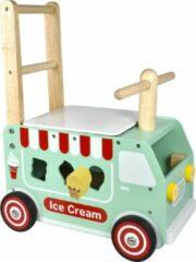 I'm Toy Walk & Ride Ice cream truck
