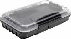 Transparante B&W Filter B&W Outdoor.cases Type 200 black / transparent