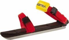 Rode Zandstra Easy Glider - Maat M 32-36 / 31-35 (gebruikt / 2e hands, maar prima op mee te schaatsen)