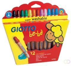 Kleurpotlood Giotto maxi 12 potloden