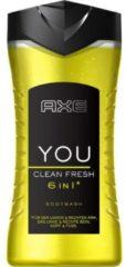 Axe Douchegel 6 in 1 | You Clean Fresh | 250 ml