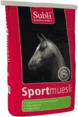Subli Sportmuesli Glutenvrij - Paardenvoer - 15 kg